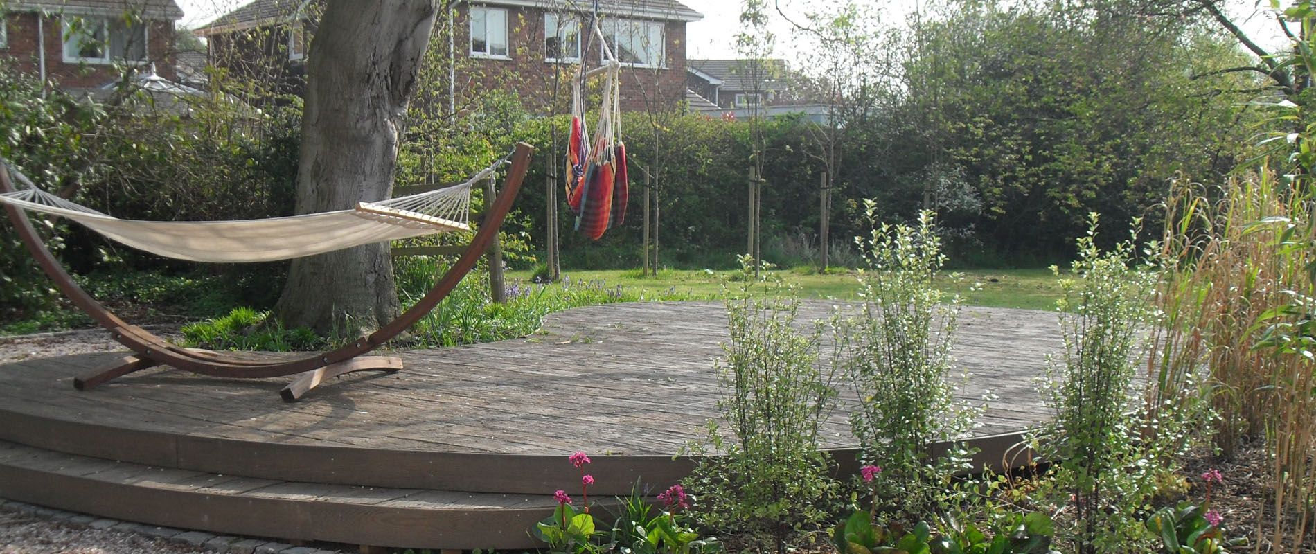Garden Design & Build Cheshire